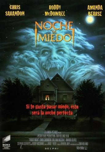 Poster of Noche de miedo