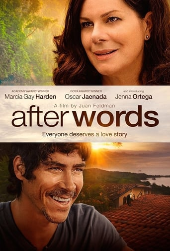 Poster of After Words fragman