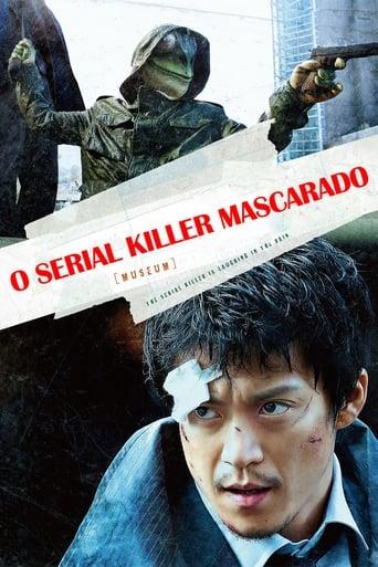 O Serial Killer Mascarado Torrent (2018) Dual Áudio / Dublado BluRay 720p | 1080p – Download