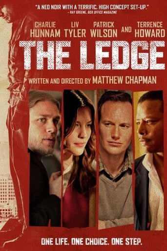 Poster of The Ledge