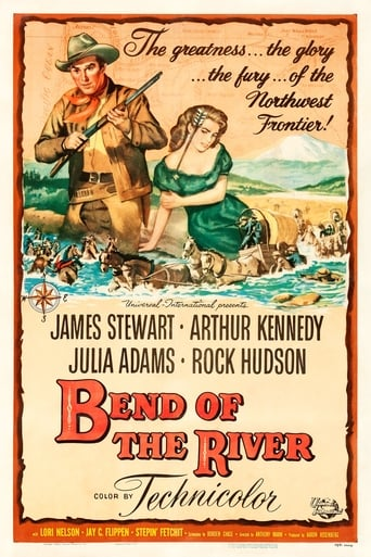 Poster of Bend of the River