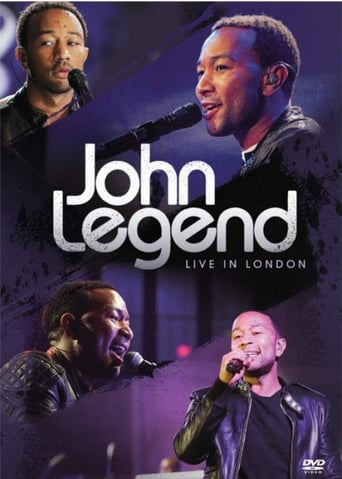Poster of John Legend: iTunes Festival