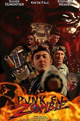 Film Punk Fu Zombie streaming VF gratuit complet