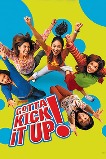 Poster of Gotta Kick It Up!