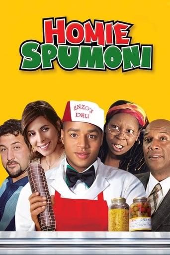 Poster of Homie Spumoni