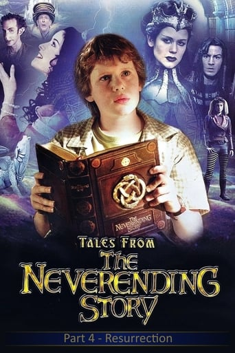 Poster of Tales from the Neverending Story: Resurrection