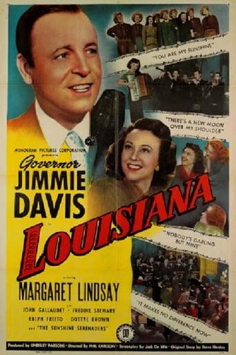Louisiana Movie Poster