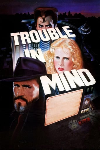 Poster of Trouble in Mind