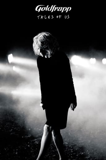 Poster of Goldfrapp: Tales Of Us