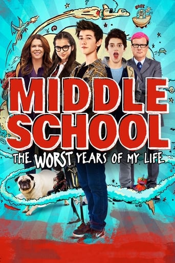 Poster of Middle School: The Worst Years of My Life