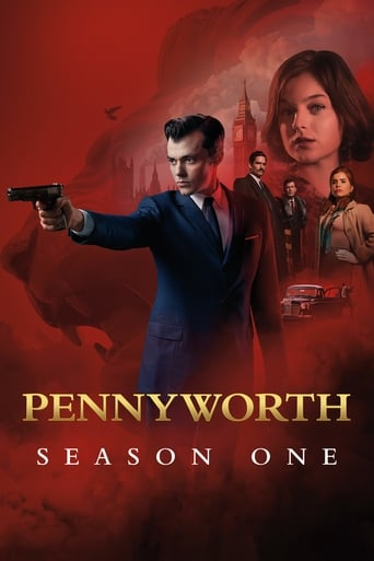 Pennyworth 1ª Temporada - Poster