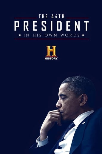 Poster of The 44th President: In His Own Words
