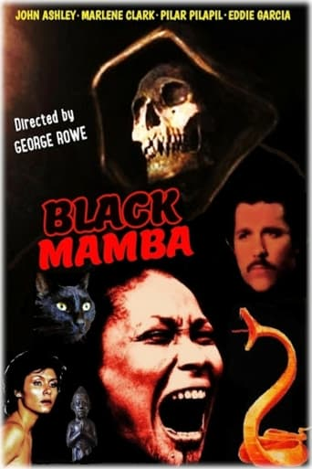 Poster of Black Mamba