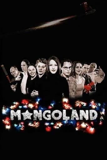 Poster of Mongoland