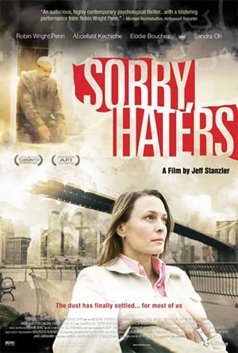 Poster of Sorry, Haters
