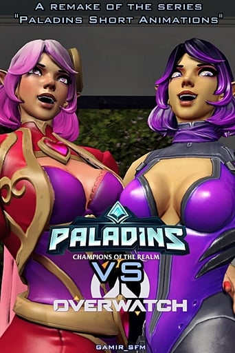 Poster of Paladins vs Overwatch