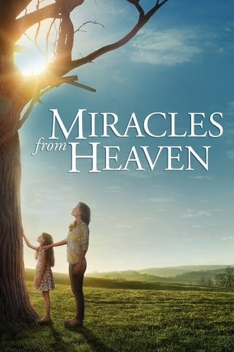 poster Miracles from Heaven – Miracole din Rai (2016)