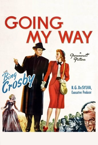 Going My Way (1944) - poster