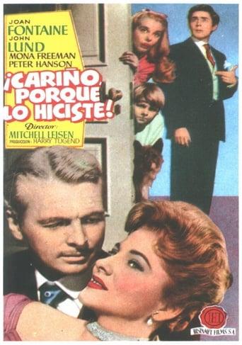 Poster of Cariño, ¿por qué lo hiciste?