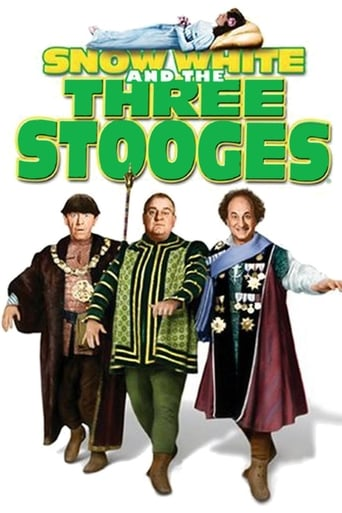 Poster of Snow White and the Three Stooges