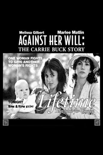 Poster of Against Her Will: The Carrie Buck Story
