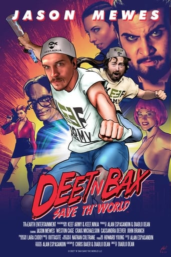 Poster of Deet N Bax Save The World