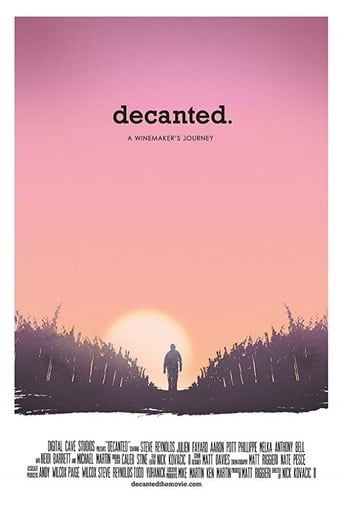 Watch Decanted. Free Movie Online