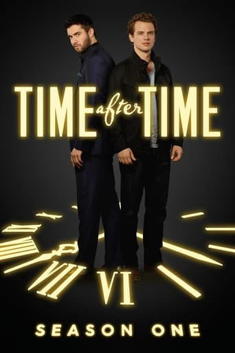 Time After Time 1ª Temporada - Poster