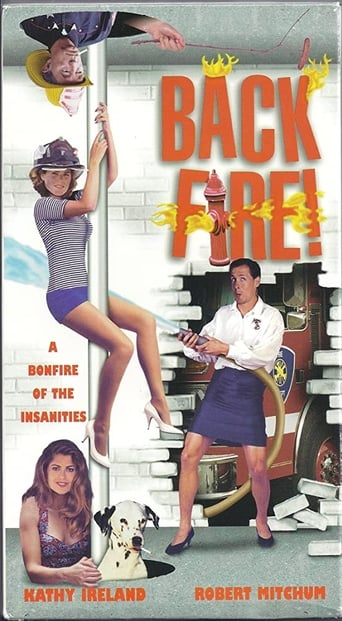Poster of Backfire!