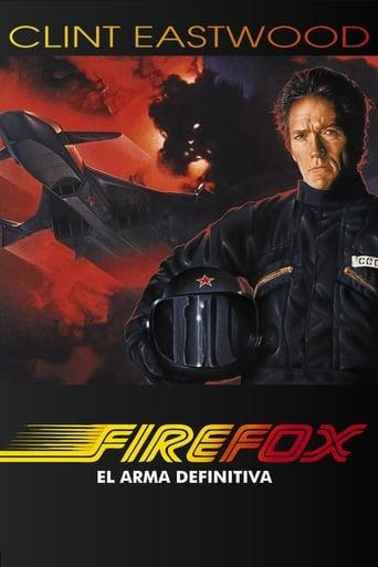 Poster of Firefox, el arma definitiva
