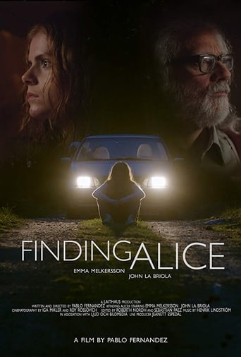 Poster of Finding Alice