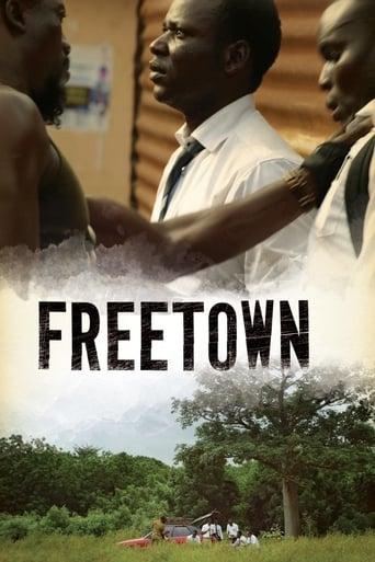 Freetown (2015) - poster