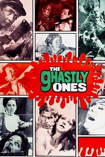 Poster of The Ghastly Ones