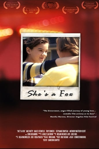 Poster of She's a Fox