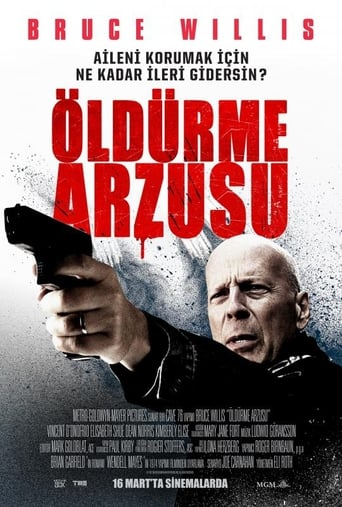 Poster of Öldürme Arzusu