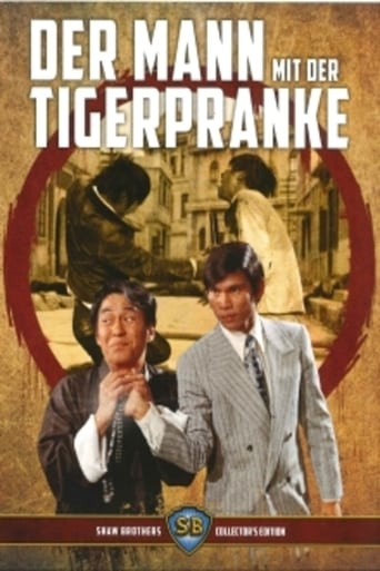 Der Mann mit der Tigerpranke