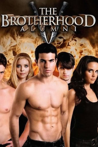Poster of The Brotherhood V: Alumni