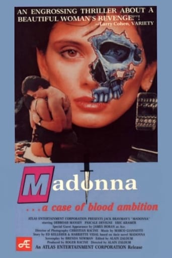 Poster of Madonna: A Case of Blood Ambition