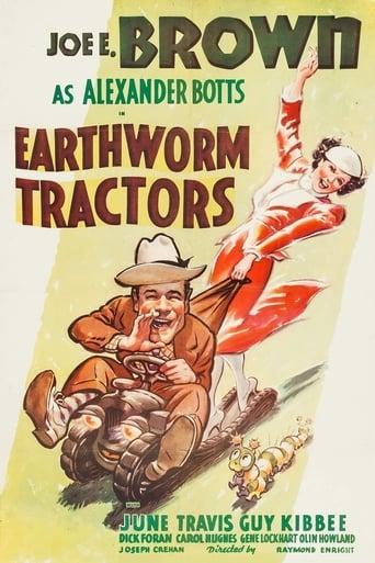 Poster of Earthworm Tractors