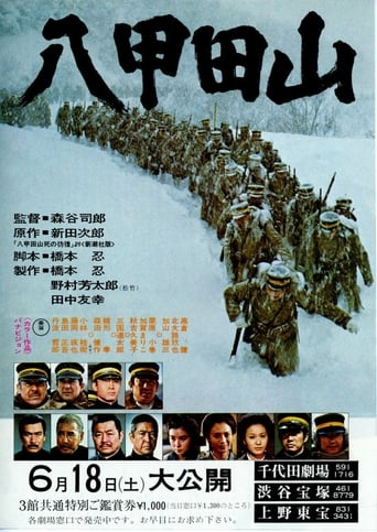 Poster of Mount Hakkoda