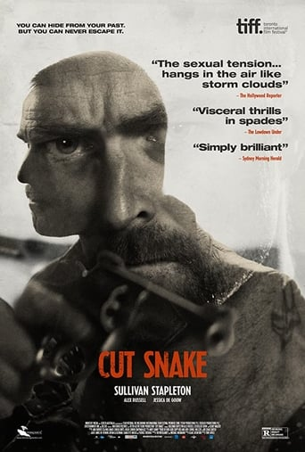 Poster of Cut Snake
