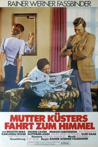 Poster of El viaje a la felicidad de mamá Küster