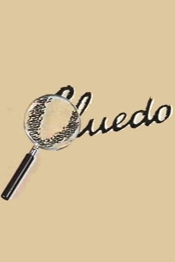 Poster of Cluedo