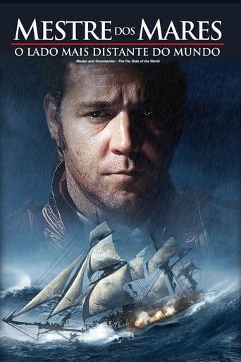 Mestre dos Mares: O Lado Mais Distante do Mundo - Poster
