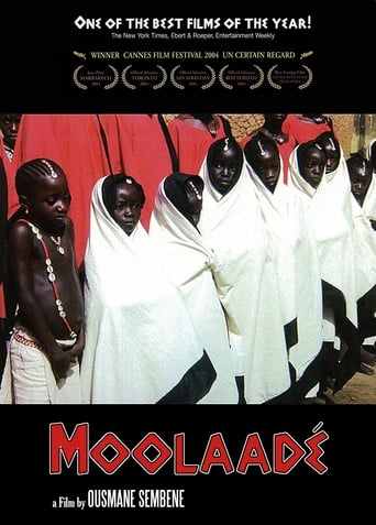 Poster of Moolaadé