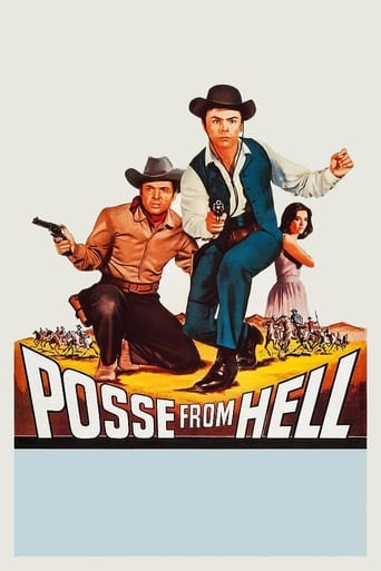 Poster of Posse from Hell