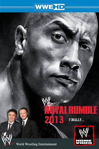 WWE Royal Rumble 2013