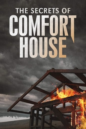 Poster of The Secrets of Comfort House