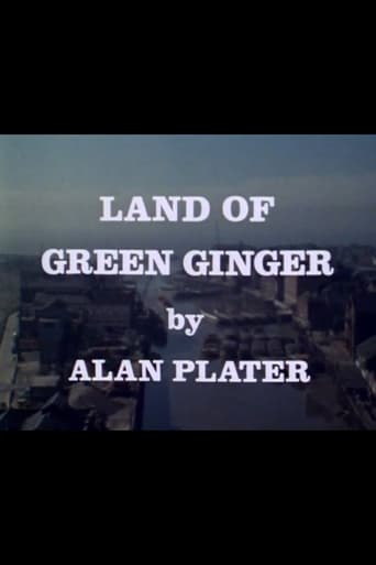 Poster of Land of Green Ginger