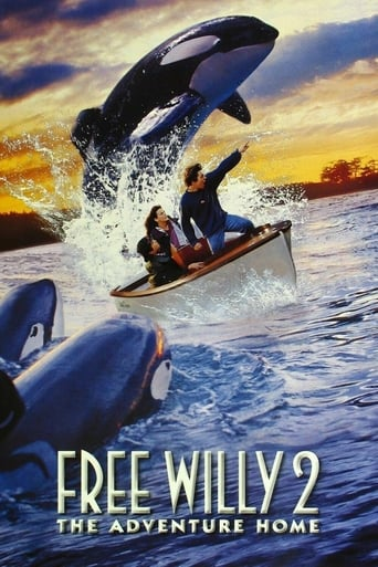 Free Willy 2: The Adventure Home image